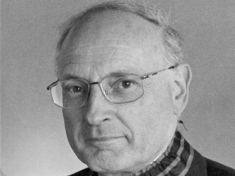 + Richter i.R. Otto Kocherscheidt. (Foto: Pressestelle Bistum Augsburg)