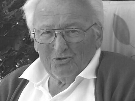 + Pfarrer BGR Dr. Alois Möslang. (Foto: privat)