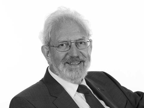 + Ruhestandspfarrer Dr. Johannes Netzer. (Foto: privat)