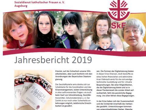 SkF-Jahresbericht 2019 veröffentlicht
