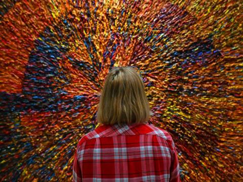 Sonderausstellung im Diözesanmuseum (Foto: Julian Schmidt / pba)