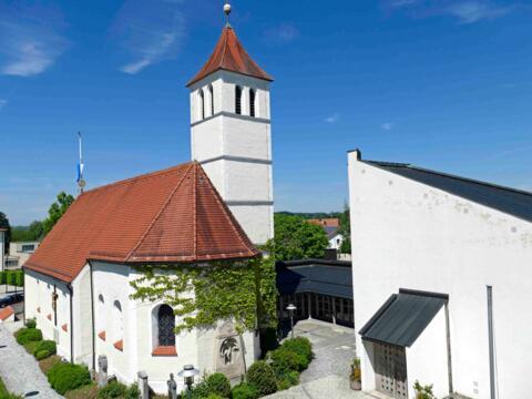 Pfarrkirche St. Nikolaus, Herrsching (Foto: PG Ammersee-Ost / Cornelia Kraus)