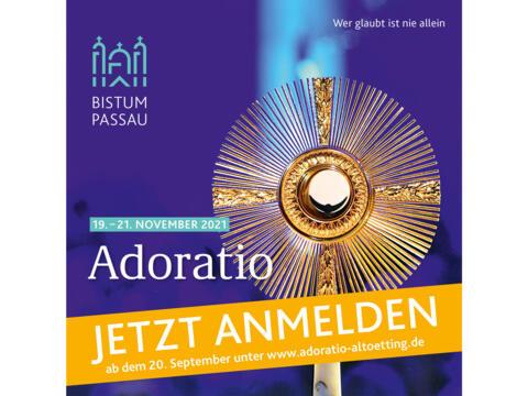 Zweiter Adoratio-Kongress in Altötting