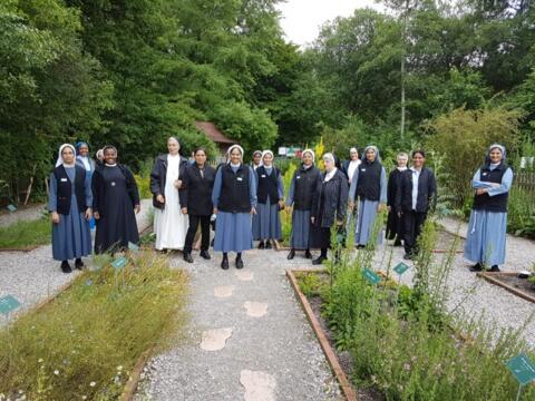 Begegnungstag mit und für ausländische Schwestern der Diözese