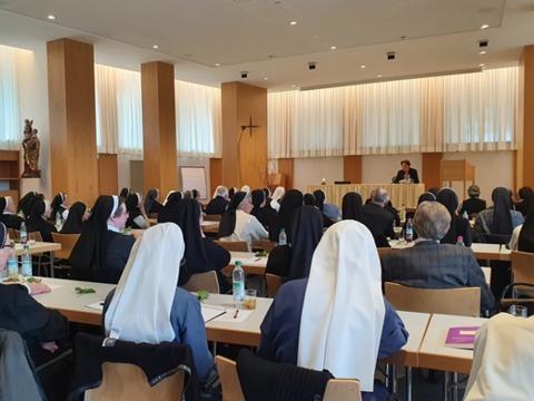 Frühjahrskonferenz der Ordensober*innen in Leitershofen