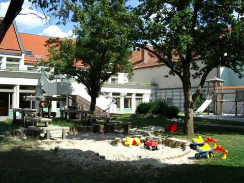 Landsberg: Heilig Kreuz