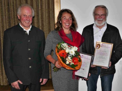 Maria Steinbach, Aktuelles, Ehrung Kirchenchormitglieder