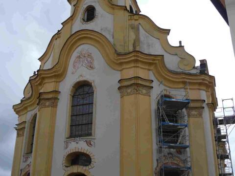 Wallfahrtskirche Maria Steinbach, Aktuelles