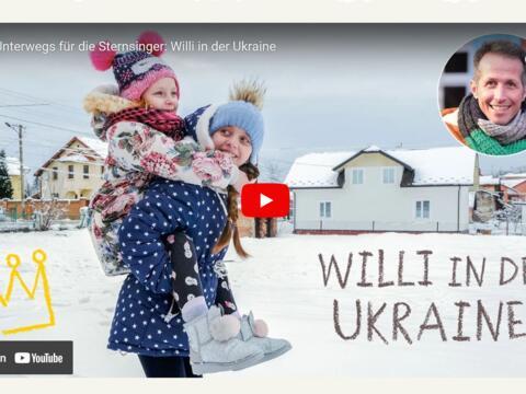 Sternsinger 2021 - Spenden/Hilfe für die Kinder in der Ukraine