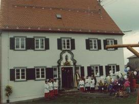 Bernbach: St. Johannes Baptist