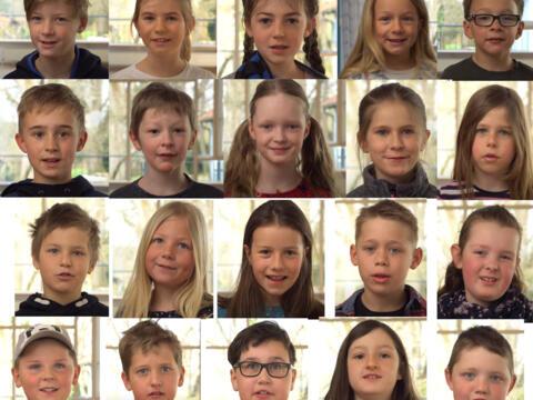 Unsere Erstkommunionkinder und Firmlinge stellen sich vor