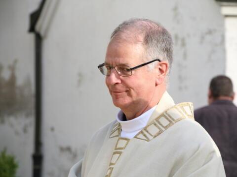 Pater Bernhard Gerwe CRVC