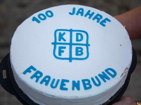 *1916 - 2016* 100 Jahre Frauenbund Gablingen