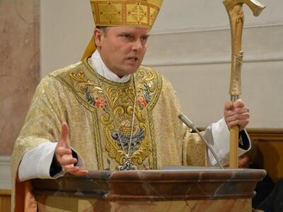Weihbischof Florian Wörner