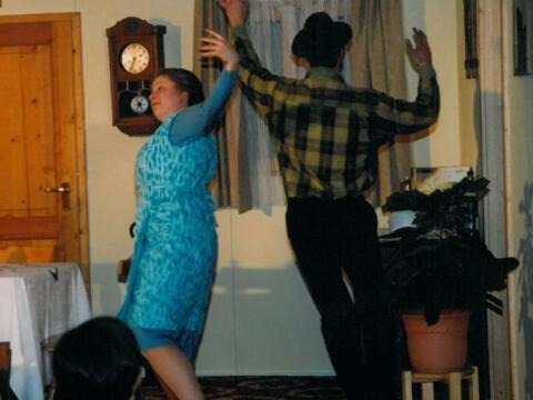 Theater 2005: Der Trauminet