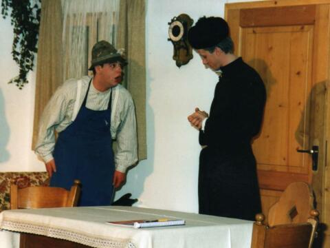 Theater 2005: Die Männerwallfahrt