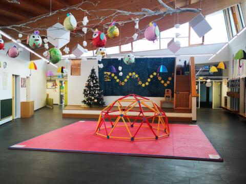 Virtueller Rundgang durch die Kindertagesstätte 2021