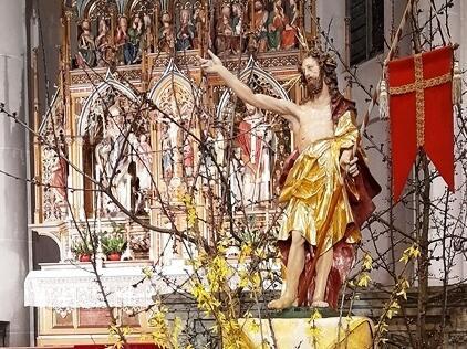 Die Feier der heiligen drei Tage