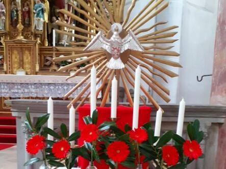 Fest der Sendung des Heiligen Geistes und Geburtsfest der Kirche