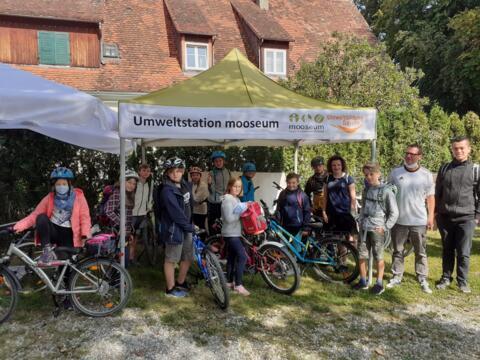 Fahrradtour zum Mooseum Bächingen