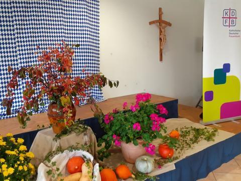 Oktoberfest der Senioren im Pfarrheim