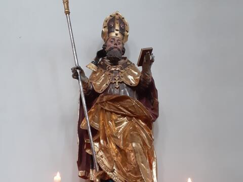 Patrozinium: Der heilige Martin von Tours