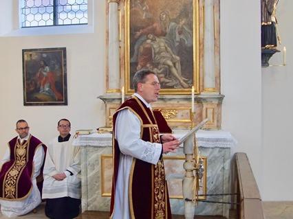 St. Andeas: Patrozinium und Dankmesse zur Wiedereröffnung