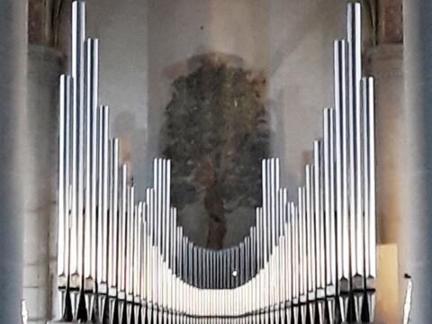 Willibald Guggenmos - ein Orgelvirtuose mit besonderem Sinn für Klangfarben