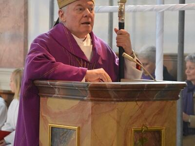 Weihbischof Dr. Dr. Anton Losinger