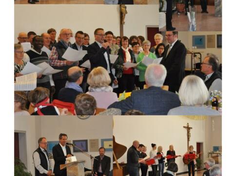 50. Geburtstag von Pfarrer Josef Baur