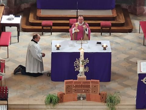 Gottesdienst am 4. Fastensonntag