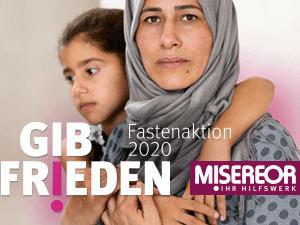 MISEREOR Fastenaktion 2020