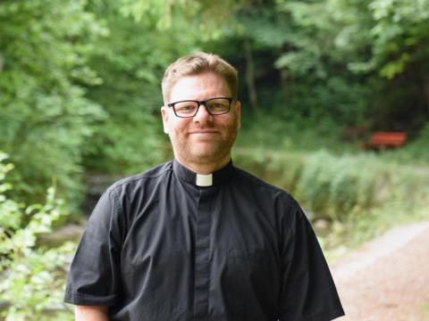 Thomas Renftle: Der Förster im Wald Gottes
