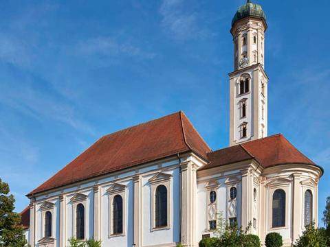 Wallfahrtskirche St. Michael