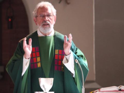 Pfarrer Dr. Johannes Netzer