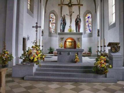Neue Web-Site der Pfarreiengemeinschaft Oberstaufen
