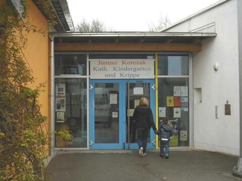 Augsburg-Haunstetten: Janusz-Korczak