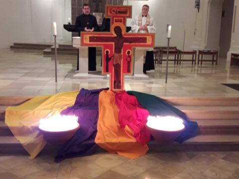 ökumenisches Friedensgebet 2018