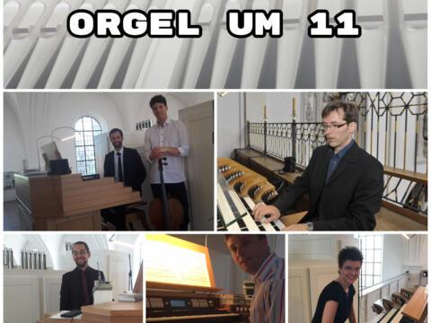 """""""Orgel um 11"""""""