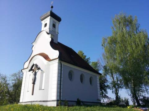 Lourdes Kapelle in Saulach