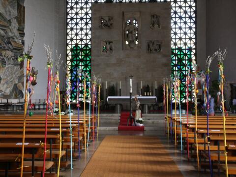 Unsere Kirche Ostern 2021
