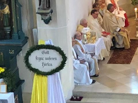 Amtseinführung von H.H. Pfarrer BGR Anton Brandstetter