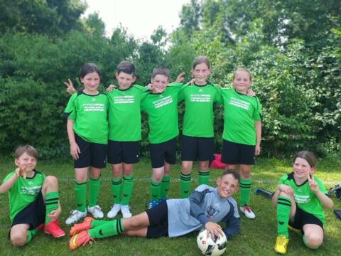 Unsere Mannschaft, Minis aus Baindlkirch