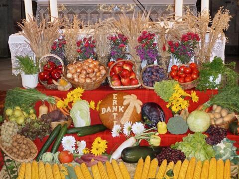 4. Oktober 2020 - Familiengottesdienst zum Erntedankfest