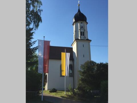 Herz-Jesu-Kapelle Hohenraunau