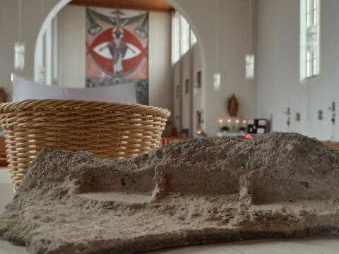Spendenbrief zur Renovierung der Pfarrkirche St. Paulus in Leipheim
