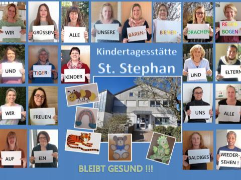 * Kindergarten St. Stephan