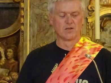 Abschiedsgottesdienst für unseren Diakon Wolfgang Dirschel