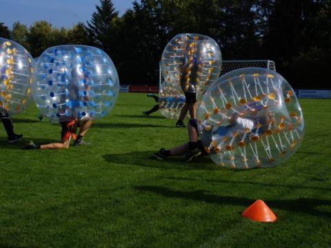 Bumper-Ball-Turnier in Scheidegg