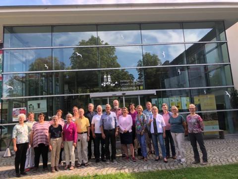 Chorwochenende im Kloster Roggenburg (07.09. – 09.09.2018)